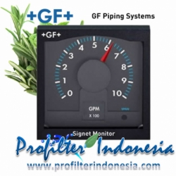 GF Signet 5090 Sensor Powered ProPoint Flow Monitor  large