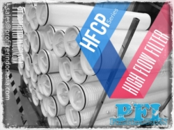 HFCP High Flow Cartridge Filter Indonesia  large