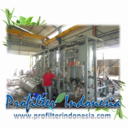 Mixed Bed Demineralizer System Indonesia  large