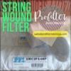 PP String Wound Cartridge Filter Indonesia  medium