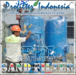 PRO FILTER Activated Carbon Sand Softener Indonesia   large