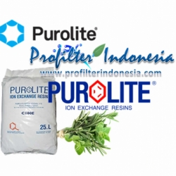 Purolite C100E Strong Acid Cation Resin profilter indonesia  large