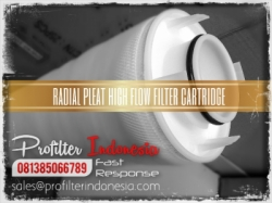 RPHF High Flow Cartridge Filter Indonesia  large