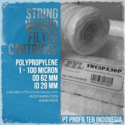 benang string wound cartridge filter indonesia  large