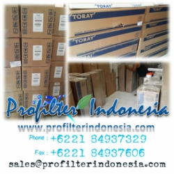 d Toray Seawater Membrane Profilter Indonesia  large