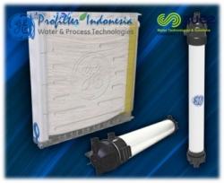 d d GE Osmonics Suez UF ZW1500 ZeeWeed Ultrafiltration PT Profilter Indonesia  large